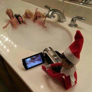 Amateur pornagrapher elf