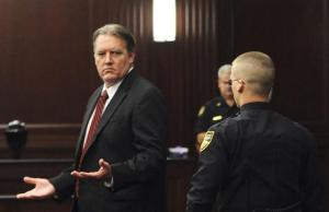 Michael Dunn, upon hearing his verdict.