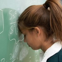 The Problem With Girls In Math And Science