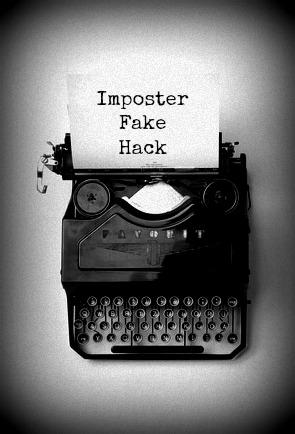 Imposter Typewriter